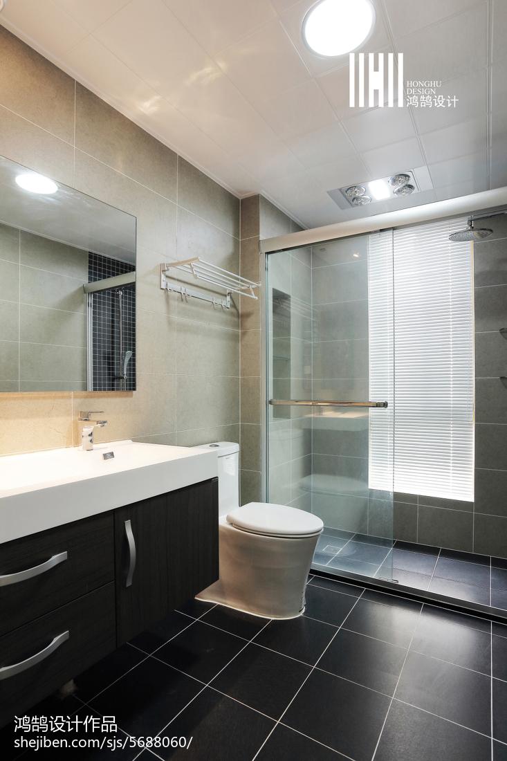 小户型卫生间_整体卫生间装修效果图_卫生间隔断设计_设计本专题