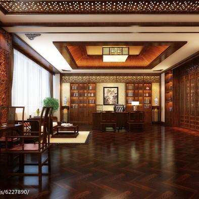 茶室、会所、办公_2332899