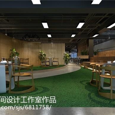 广州某孵化器空间设计_2333529