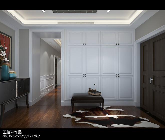 深与浅的对接-北京室内设计师王怡琳作