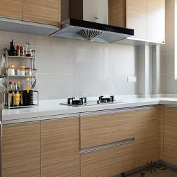 110㎡现代风情厨房设计