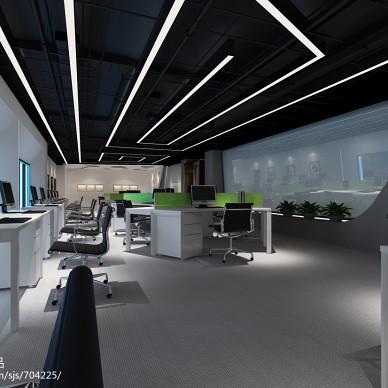 会议室设计效果图_2338426