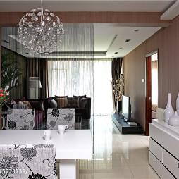 新古典时尚家居餐厅装修