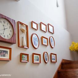 家居日式风格照片墙设计
