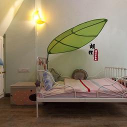 北欧风格创意儿童房设计案例