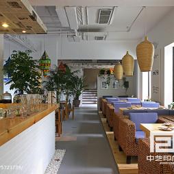 中餐厅过道装修