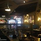 蒸汽火锅餐厅隔断装修