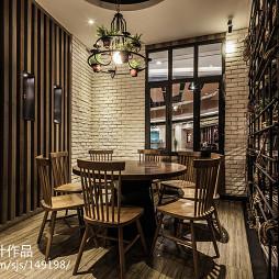 古典中式风格水饺餐厅设计
