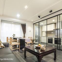 家居中式风格客厅装修