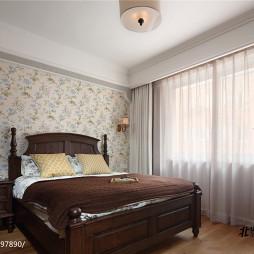 典雅美式风格卧室设计