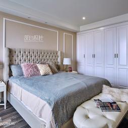 美式四居室卧室装修