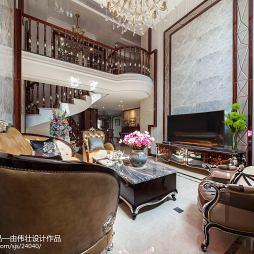 家装行动风格客厅设计