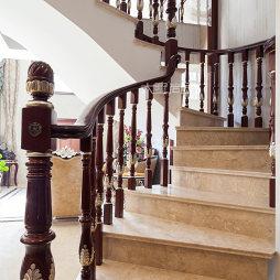 新古典风格楼梯装修