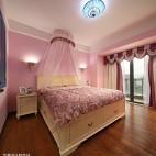 清雅地中海风卧室装修