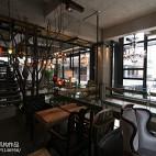 漫咖啡店室内装修