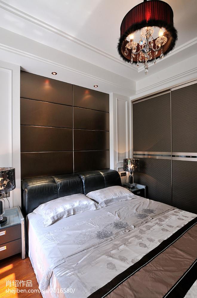 时尚家居现代卧室效果图