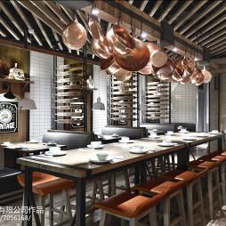 厨房乐章餐厅设计