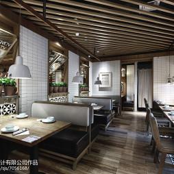 厨房乐章餐厅装修案例