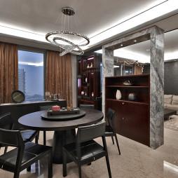 家装现代风格餐厅设计