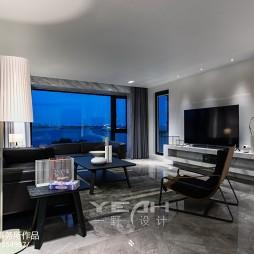 简约风格客厅设计案例