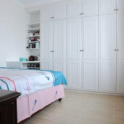 家居美式格调衣柜设计