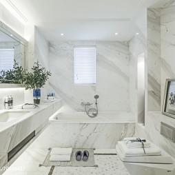 欧式风格卫浴设计