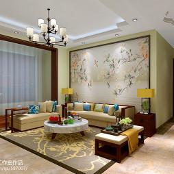 朋友的新中式家装_2394339
