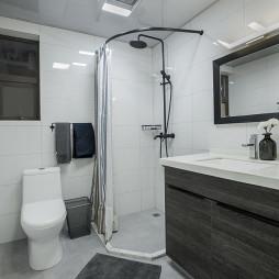 时尚现代风格卫浴设计案例