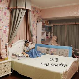 家居混搭风格创意儿童房设计