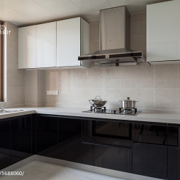 家装现代风格厨房装修图片