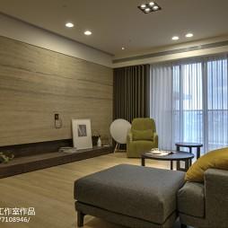 家装简约风格客厅效果图欣赏