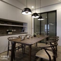 家装简约风格餐厅设计