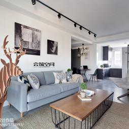 家装现代风格客厅设计