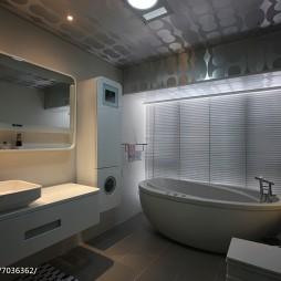 现代时尚家居卫浴设计