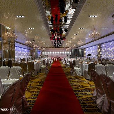 婚宴會館-过道图