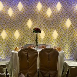 婚宴會館-餐桌图