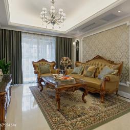家居欧式格调客厅装饰图