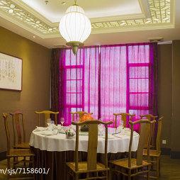 福顺天天中餐厅设计