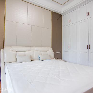 时尚现代风格卧室效果图欣赏
