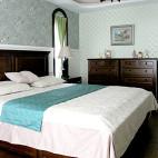 家装美式格调卧室设计