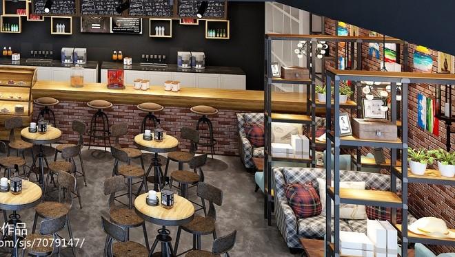 琢磨—咖啡厅