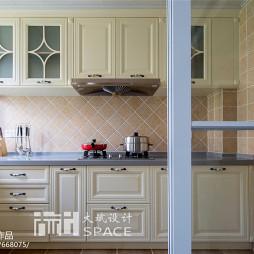 家装美式风格橱柜设计案例