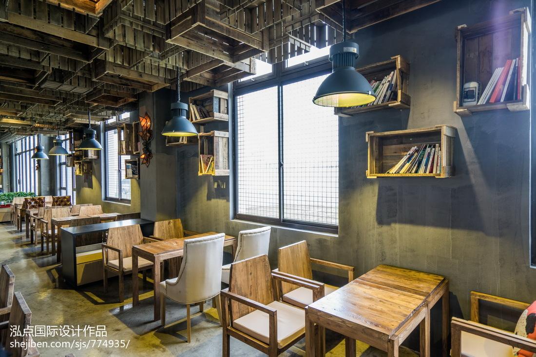 咖啡厅设计效果图汇总