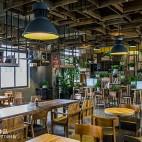 R&C咖啡厅装修效果图