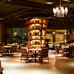 文化餐饮空间装修