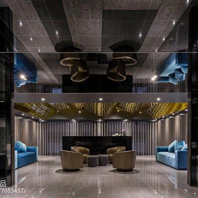 高端会所大厅设计