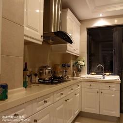 豪华欧式风格厨房装修