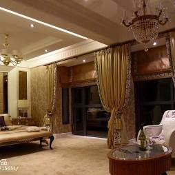 豪华欧式风格卧室装修