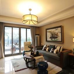 中式韵味客厅设计