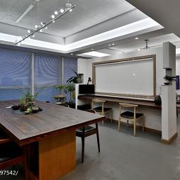 办公空间会议室装修